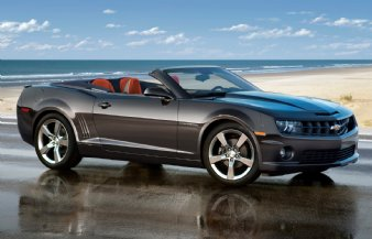 Rent 2013 Chevrolet Camaro SS Convertible